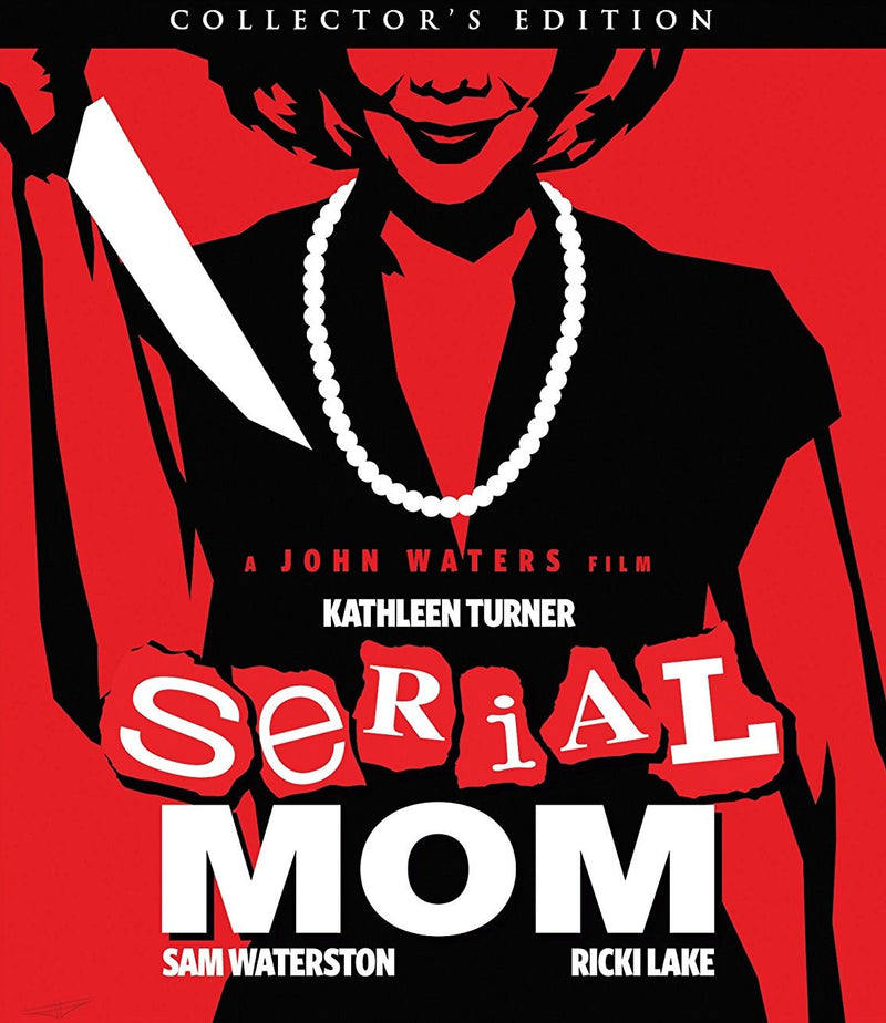 SERIAL MOM (COLLECTOR'S EDITION) BLU-RAY