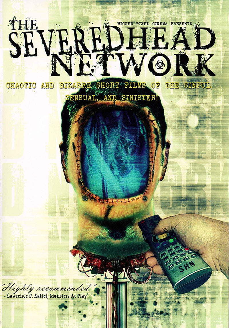 THE SEVERED HEAD NETWORK DVD