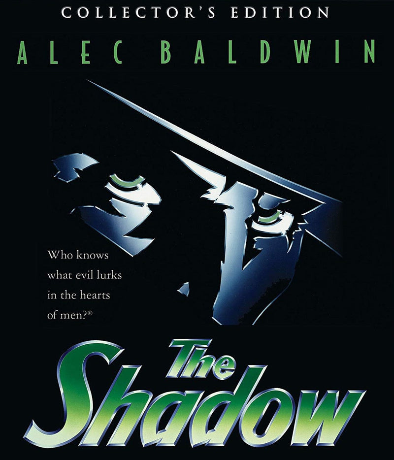 THE SHADOW (COLLECTOR'S EDITION) BLU-RAY