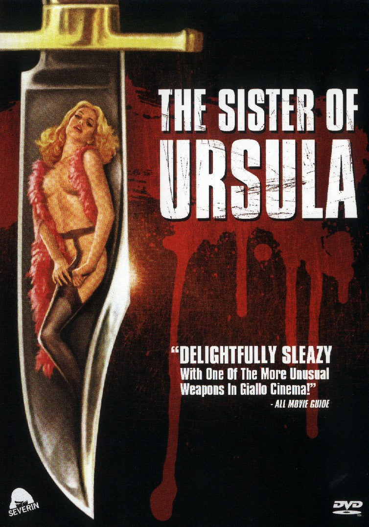 THE SISTER OF URSULA DVD