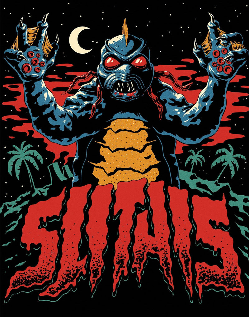 SLITHIS (LIMITED EDITION) BLU-RAY