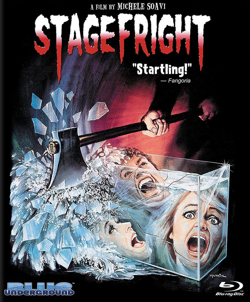 STAGEFRIGHT BLU-RAY