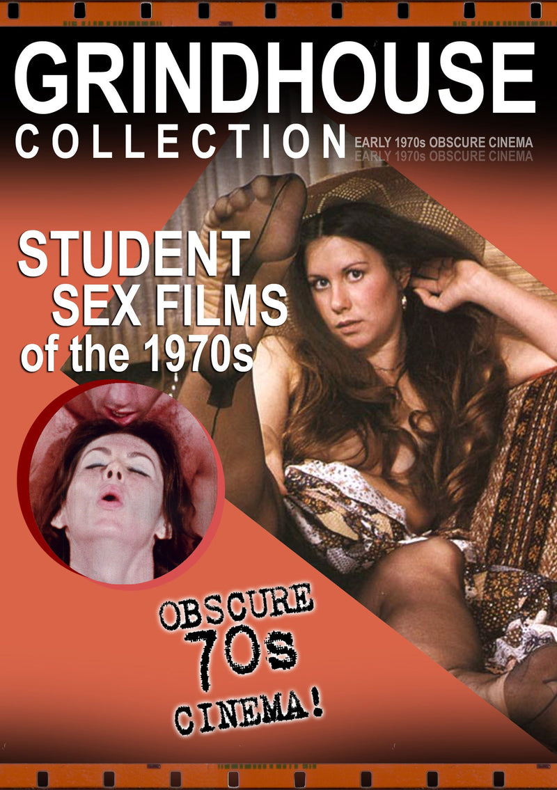 STUDENT SEX FILMS OF THE 1970S DVD