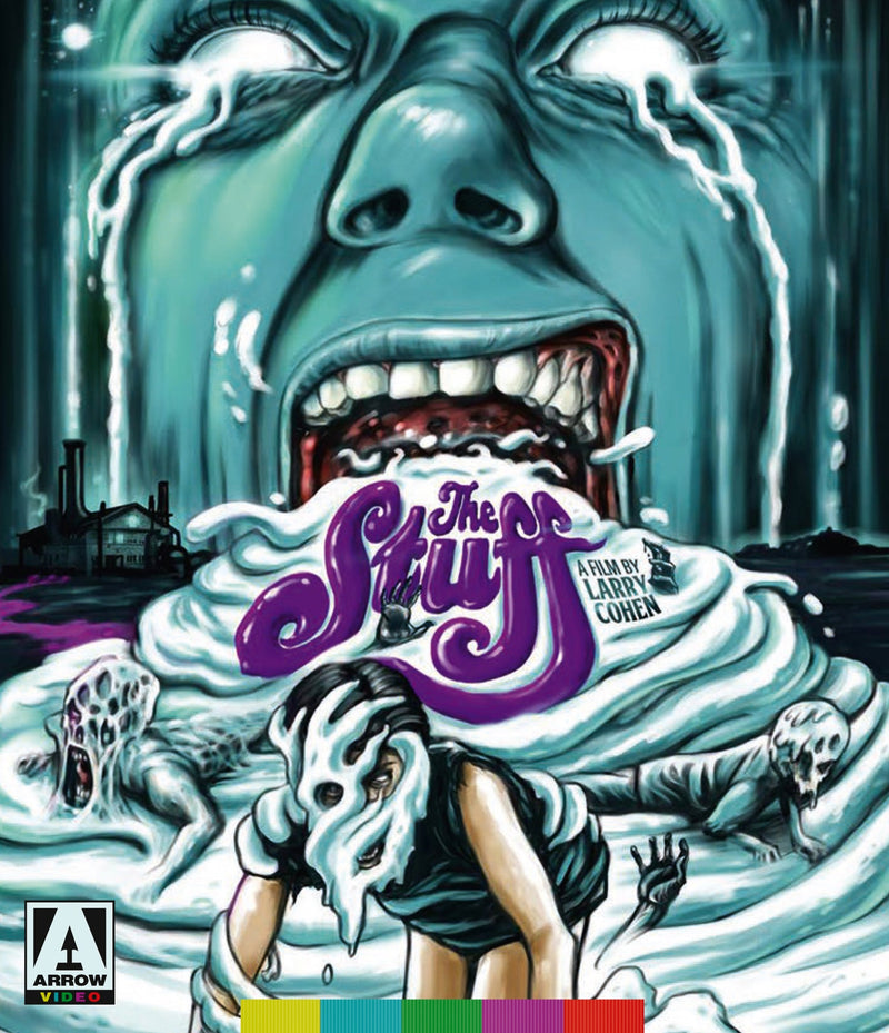 THE STUFF BLU-RAY