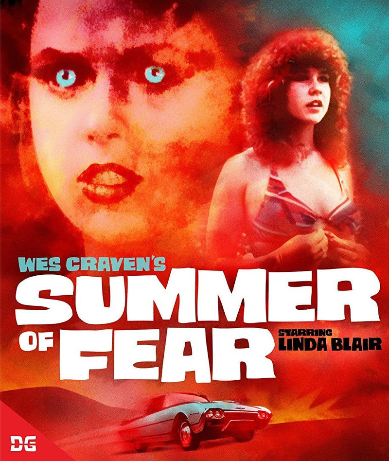 SUMMER OF FEAR BLU-RAY