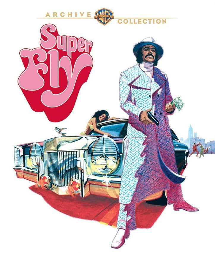 SUPER FLY BLU-RAY