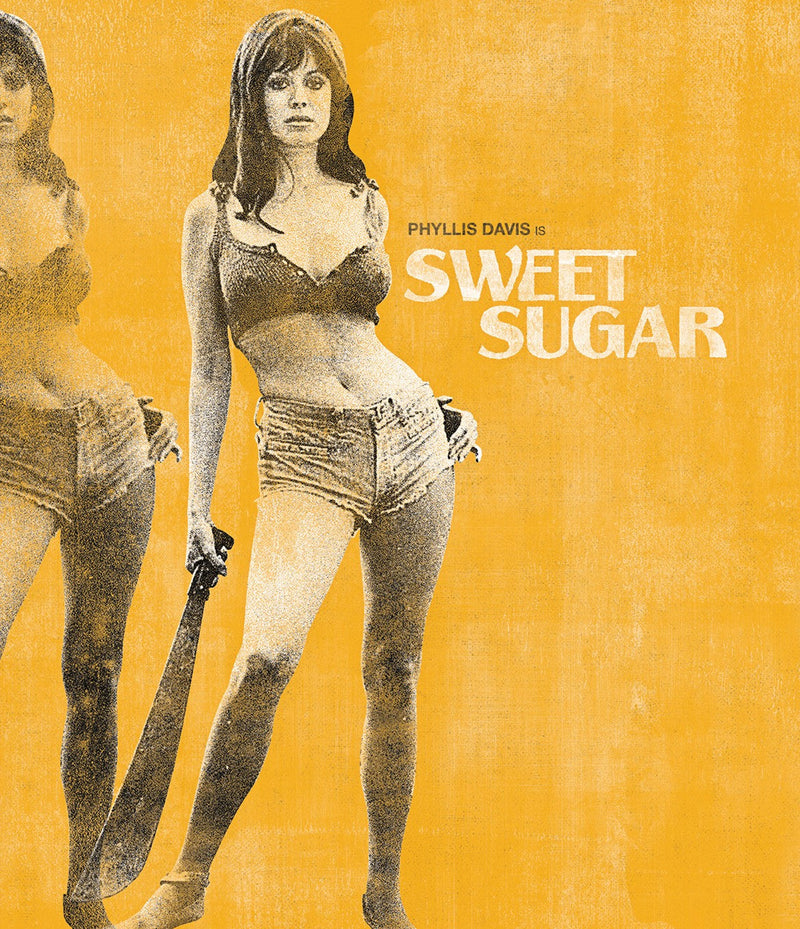 SWEET SUGAR BLU-RAY/DVD