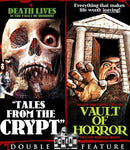TALES FROM THE CRYPT / VAULT OF HORROR BLU-RAY
