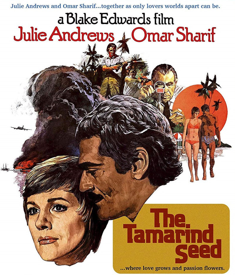 THE TAMARIND SEED BLU-RAY