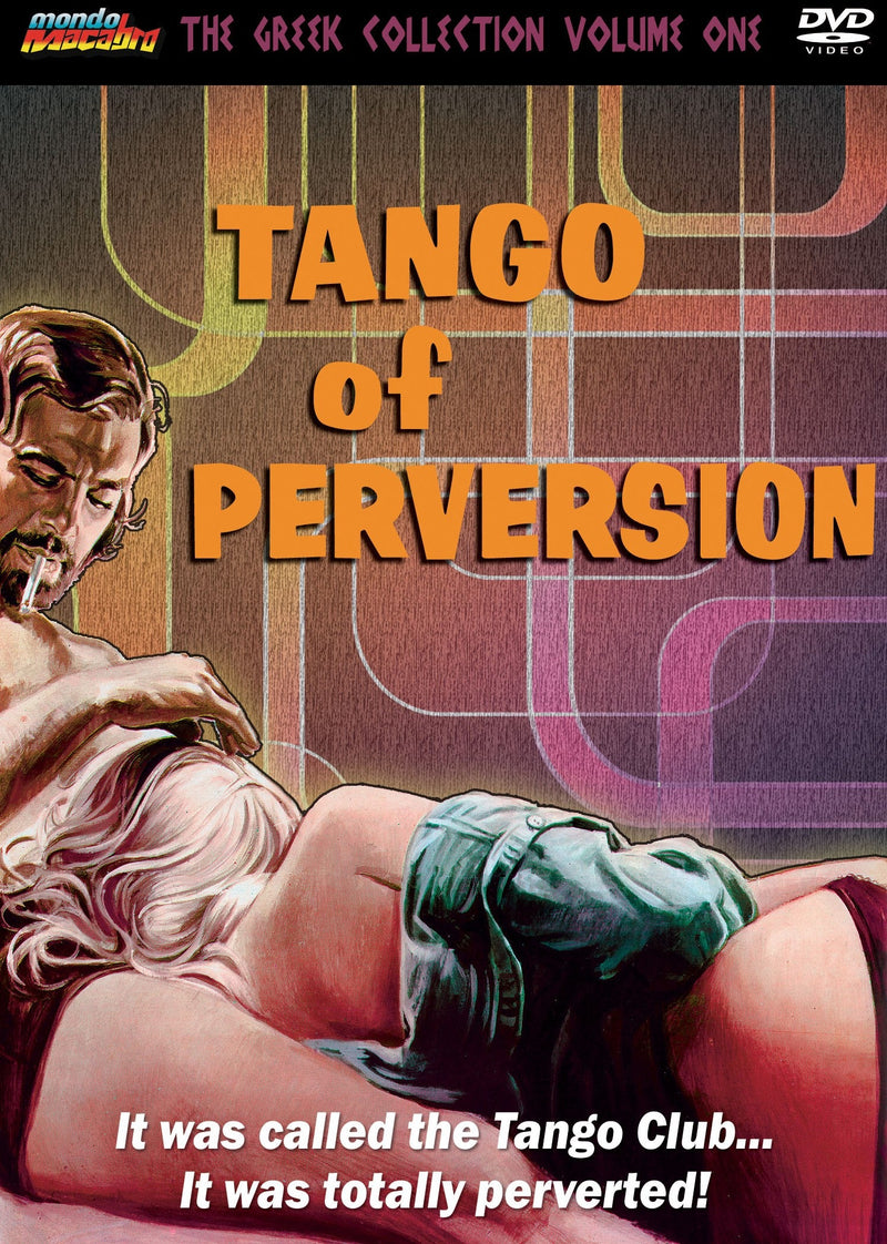 TANGO OF PERVERSION DVD