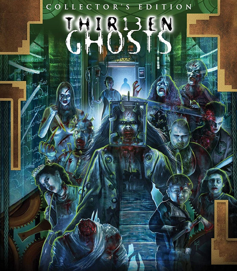 THIRTEEN GHOSTS (COLLECTOR'S EDITION) BLU-RAY