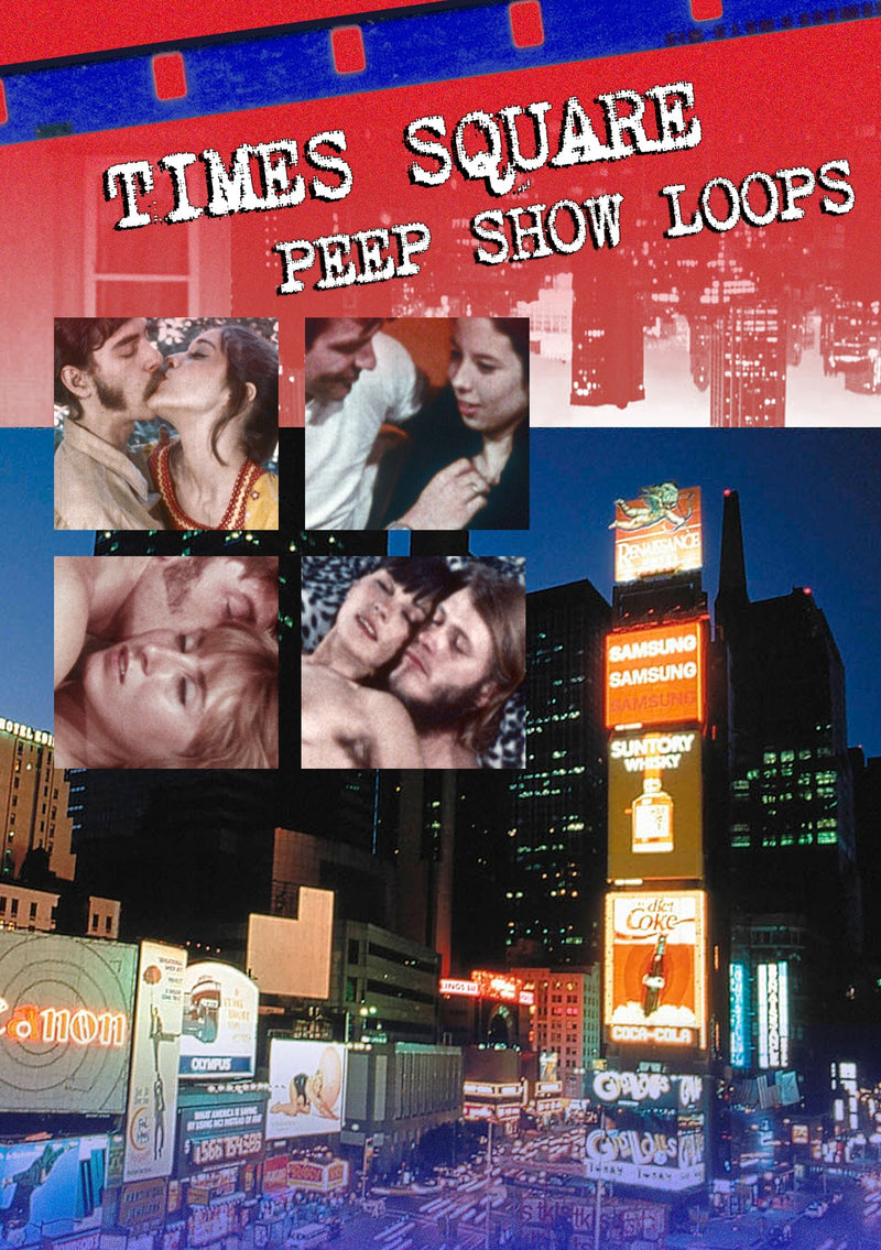 TIMES SQUARE PEEP SHOW LOOPS DVD