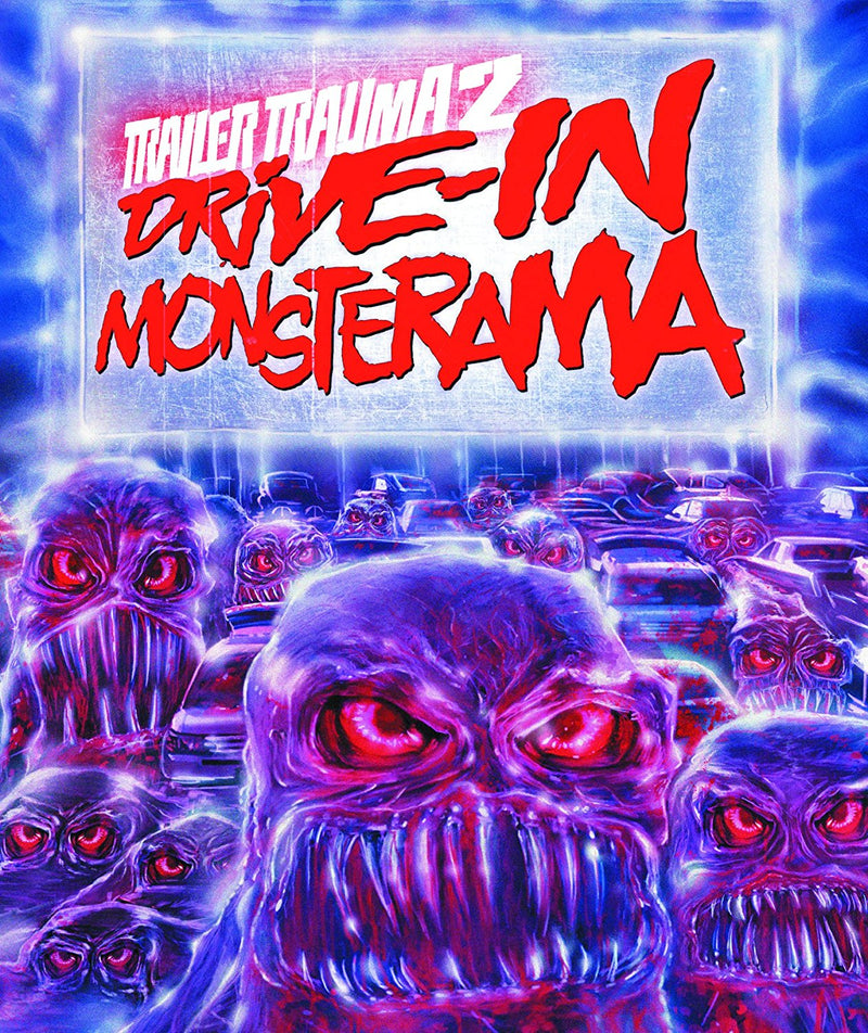 TRAILER TRAUMA 2: DRIVE-IN MONSTERAMA BLU-RAY