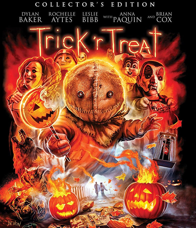 TRICK R TREAT (COLLECTOR'S EDITION) BLU-RAY