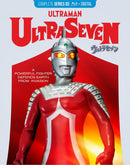 ULTRASEVEN: THE COMPLETE SERIES BLU-RAY