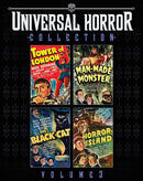UNIVERSAL HORROR COLLECTION VOLUME 3 BLU-RAY