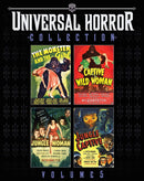 UNIVERSAL HORROR COLLECTION VOLUME 5 BLU-RAY
