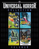 UNIVERSAL HORROR COLLECTION VOLUME 6 BLU-RAY