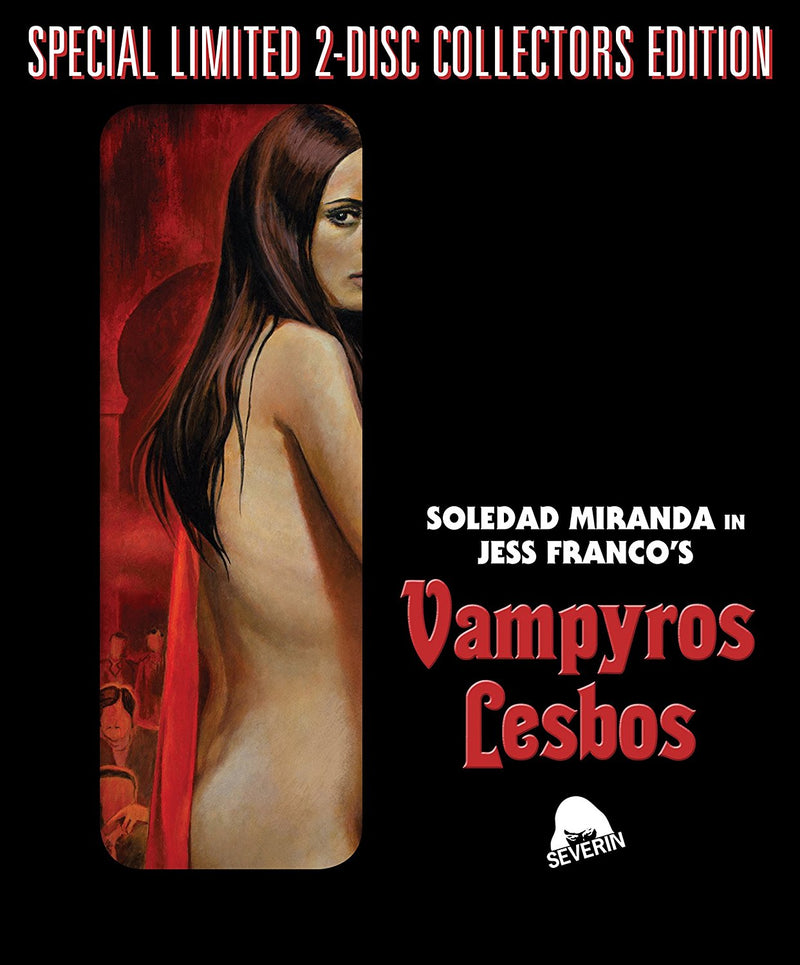 VAMPYROS LESBOS (LIMITED EDITION) BLU-RAY/DVD