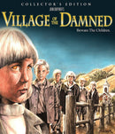 VILLAGE OF THE DAMNED (COLLECTOR'S EDITION) BLU-RAY
