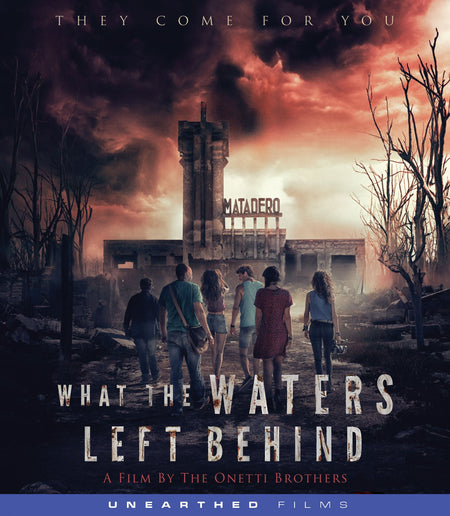 WHAT THE WATERS LEFT BEHIND BLU-RAY
