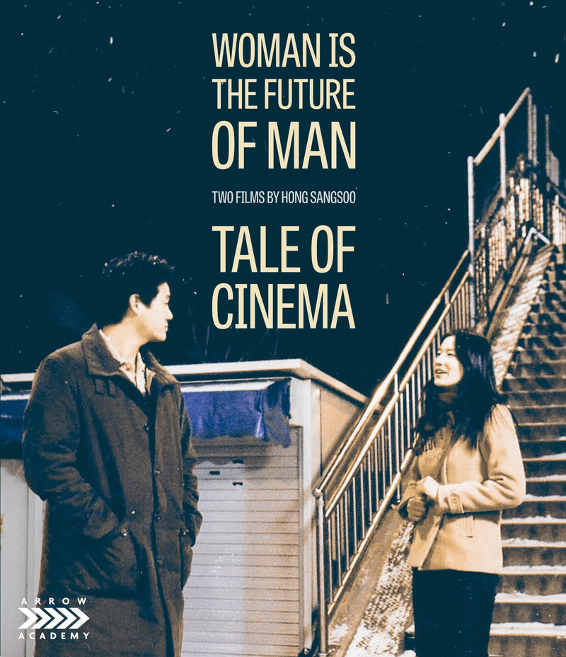 WOMAN IS THE FUTURE OF MAN / TALE OF CINEMA: TWO FILMS BY HONG SANGSOO BLU-RAY