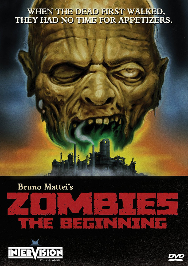 ZOMBIES: THE BEGINNING DVD