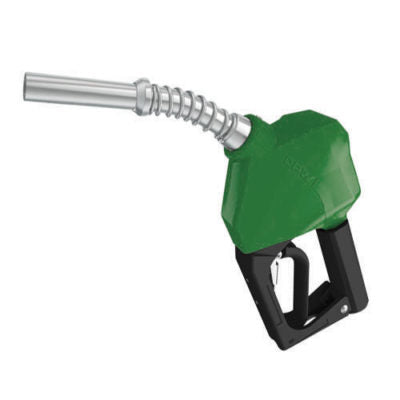 Automatic Gas Nozzle Green 11B-0100