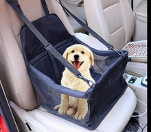 Load image into Gallery viewer, Travel Dog Car bag