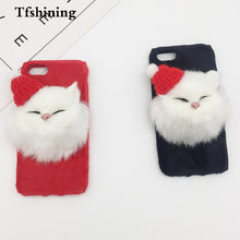 Load image into Gallery viewer, 3D Cat iPhone Case