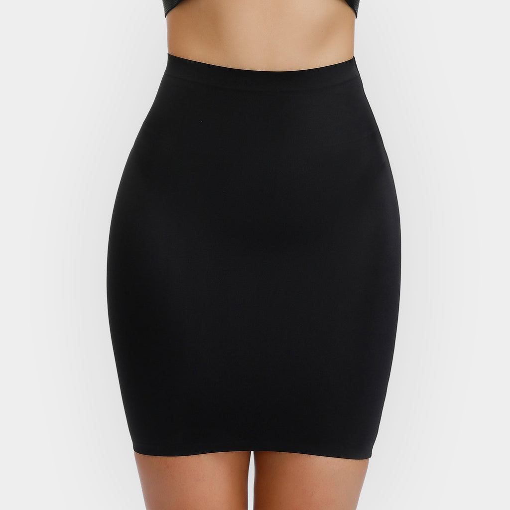 SMOOTHING SKIRT |  HIGH WAIST