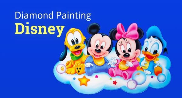 disney diamond paintings