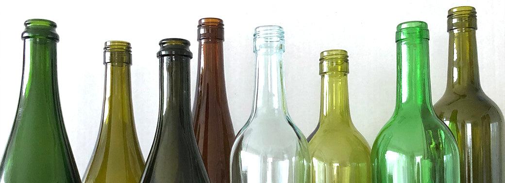 Upcycled Bottle Art: How are products are made