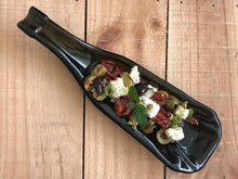 Load image into Gallery viewer, Deep red wine bottle dish