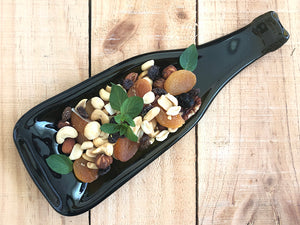 pass around fruits, olives, nuts, your favourite finger food or use it as a spoon rest.