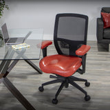 Cosmopolitan Management Office Chair in Fabric