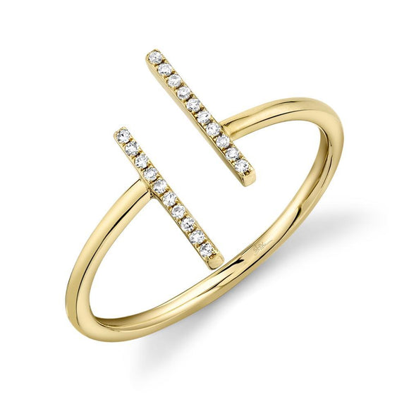 14k gold Stackable ring