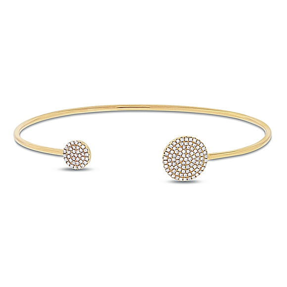 Galaxy Diamond Bracelet - Marc & Mizrahi 14k Stackable Rings and Jewelry in Beverly Hills