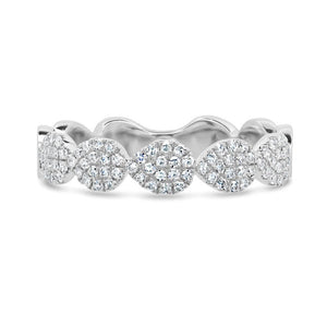 Diamond leaves ring - Marc & Mizrahi 14k Stackable Rings and Jewelry in Beverly Hills