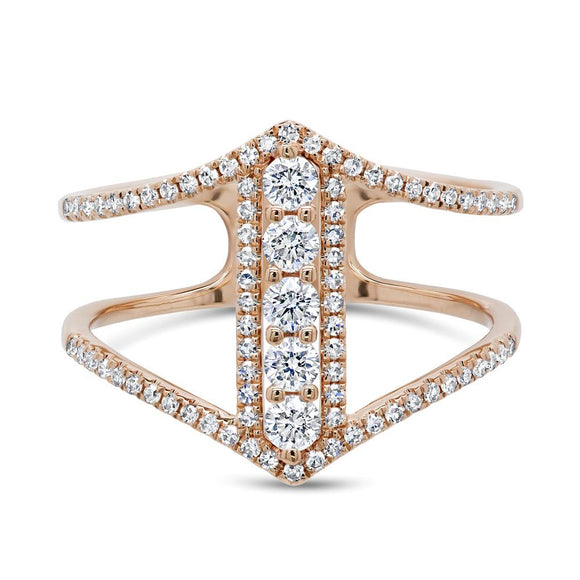 Diamond ring Anne