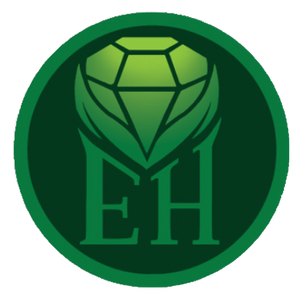 Emerald Harvest Logo - Sticker
