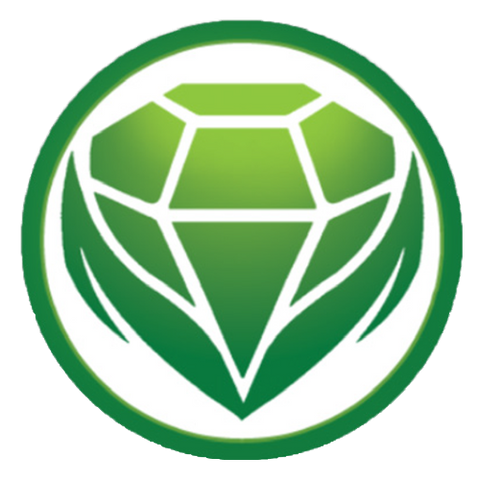 Emerald Logo - Sticker