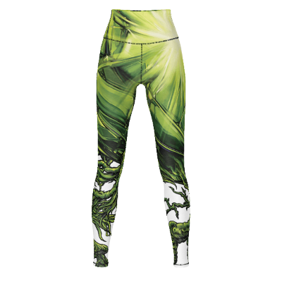 Emerald Vine - Leggings