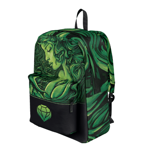 Emerald Goddess - Backpack