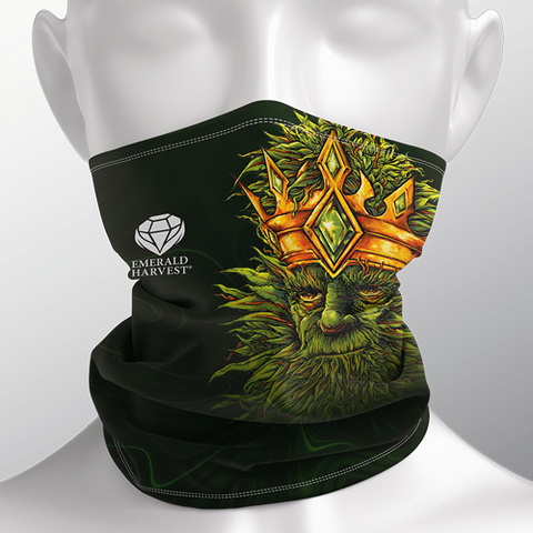 Face and Neck Cover / Gaiter - King Kola