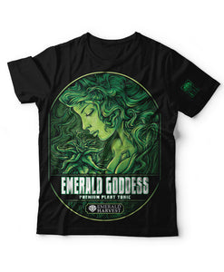 Emerald Goddess - Men's t-shirt