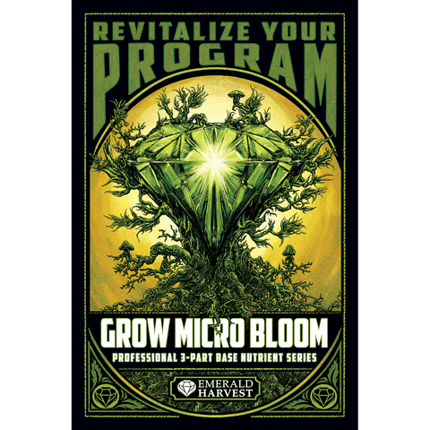 Grow Micro Bloom - Poster