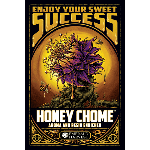Honey Chome - Poster