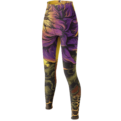 Honey Chome - Leggings