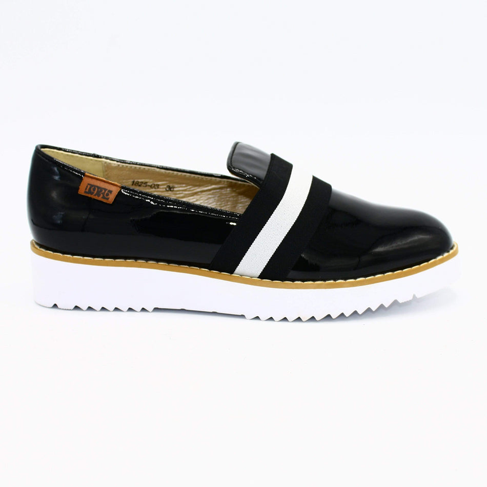 1936 Boutique Flats 36 / Black 1936 Boutique Style 1825-03